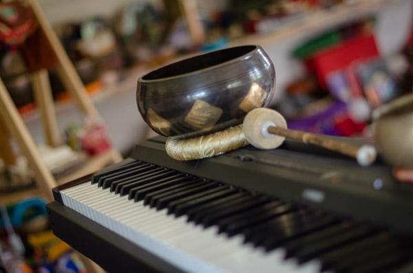 intuitieve pianist
